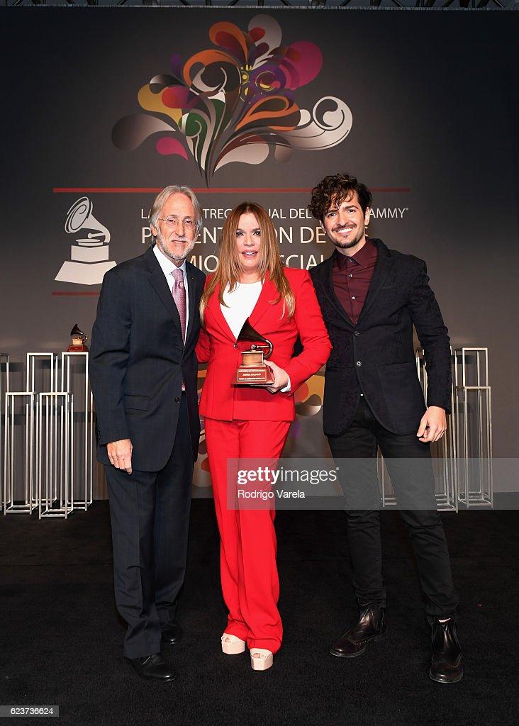 The 17th Annual Latin Grammy Awards - 2016 Latin Recording Academy Special Awards