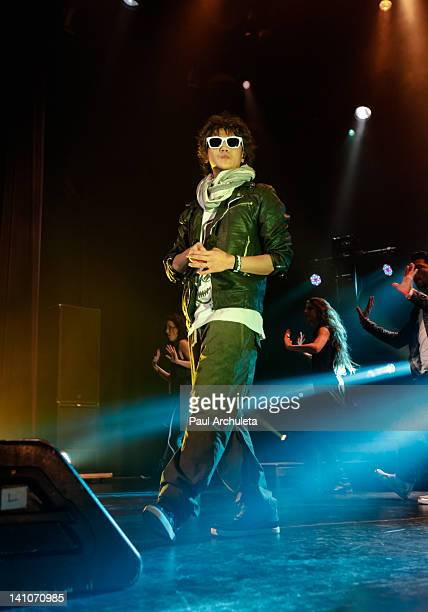 Recording Artist / Actor Jin Akanishi Performs At Club Nokia at Club Nokia on March 9 2012 in Los Angeles California