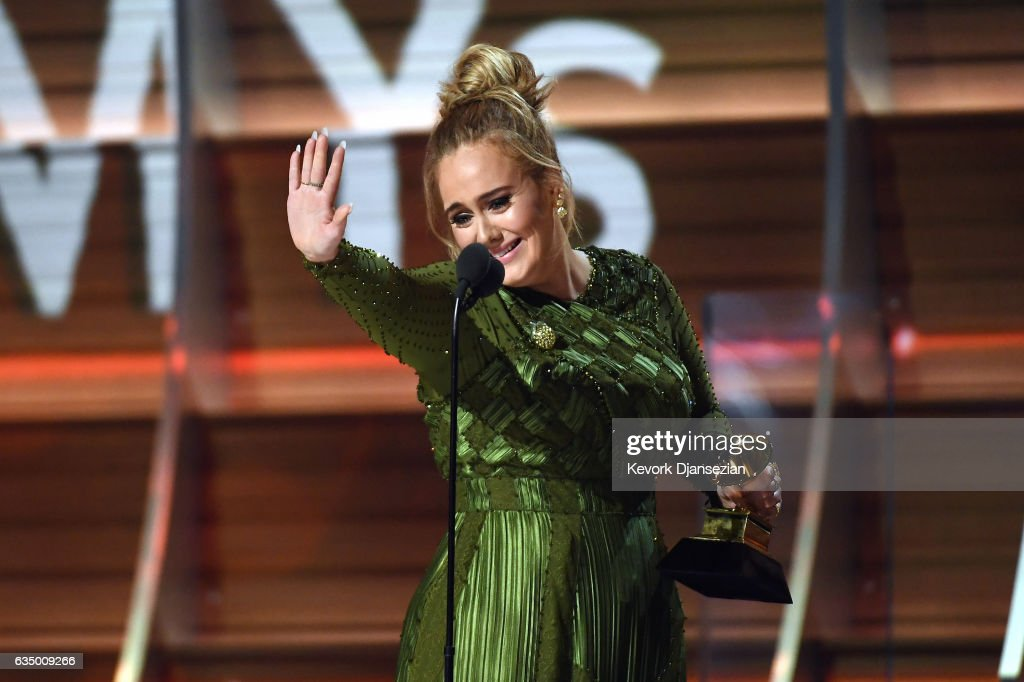 2015 and Adele releases 'Hello' the first song to rack up over a million downloads in just one week.
