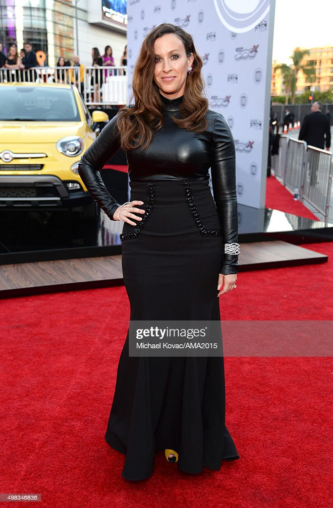 American Music Awards Red Carpet Arrivals Sponsored By FIAT 500X