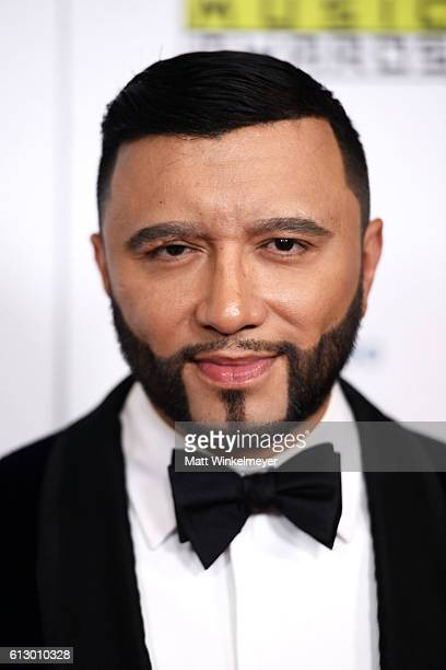 Recording artist Alex Sensation attends the 2016 Latin American Music Awards at Dolby Theatre on October 6 2016 in Hollywood California