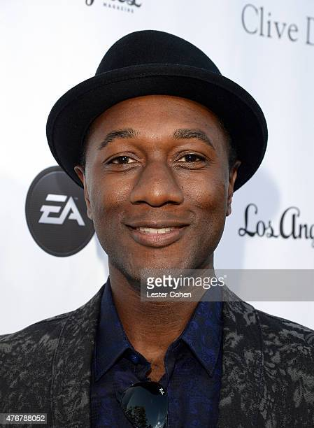 Recording artist Aloe Blacc attends City Of Hope's 11th Annual Songs Of Hope Event on June 11 2015 in Brentwood California