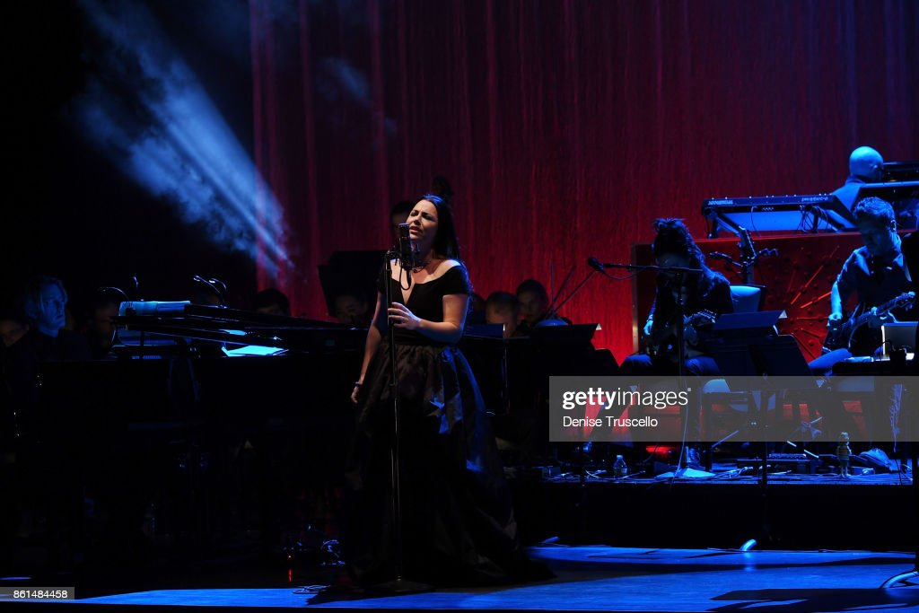 Evanescence Kicks Off Tour At The Pearl Concert Theater At Palms Casino Resort In Las Vegas, Nevada
