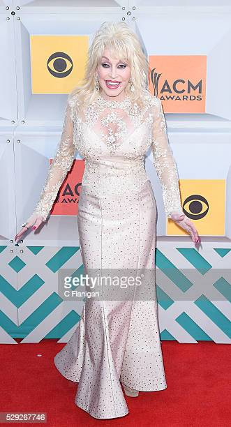 Recording artist and ACM Award Honoree Dolly Parton attends the 51st Academy Of Country Music Awards at MGM Grand Garden Arena on April 3 2016 in Las...