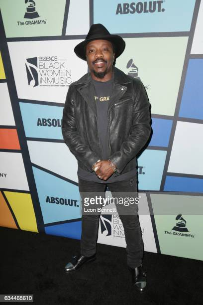 Recording artist Anthony Hamilton attends 2017 Essence Black Women in Music at NeueHouse Hollywood on February 9 2017 in Los Angeles California