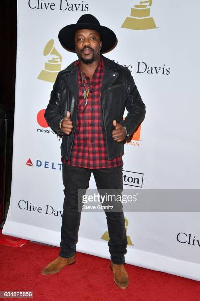 Recording artist Anthony Hamilton attends PreGRAMMY Gala and Salute to Industry Icons Honoring Debra Lee at The Beverly Hilton on February 11 2017 in...