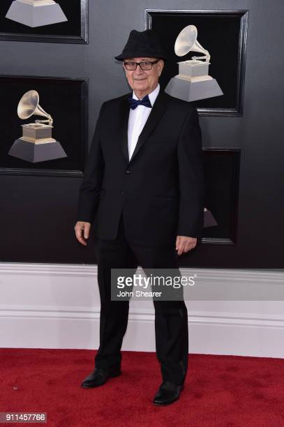Recording artist Antonio Adolfo attends the 60th Annual GRAMMY Awards at Madison Square Garden on January 28 2018 in New York City