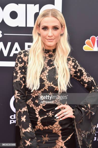 Recording artist Ashlee Simpson attends the 2018 Billboard Music Awards at MGM Grand Garden Arena on May 20 2018 in Las Vegas Nevada
