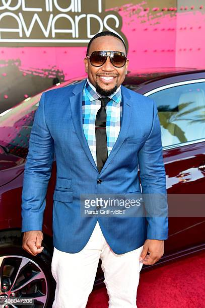 Recording artist Avant attends the 2015 Soul Train Music Awards at the Orleans Arena on November 6 2015 in Las Vegas Nevada