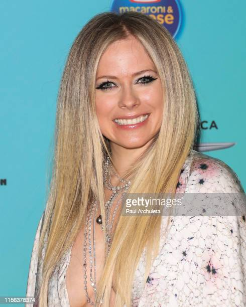 Recording Artist Avril Lavigne attends the 2019 Radio Disney Music Awards at CBS Studios - Radford on June 16, 2019 in Studio City, California.