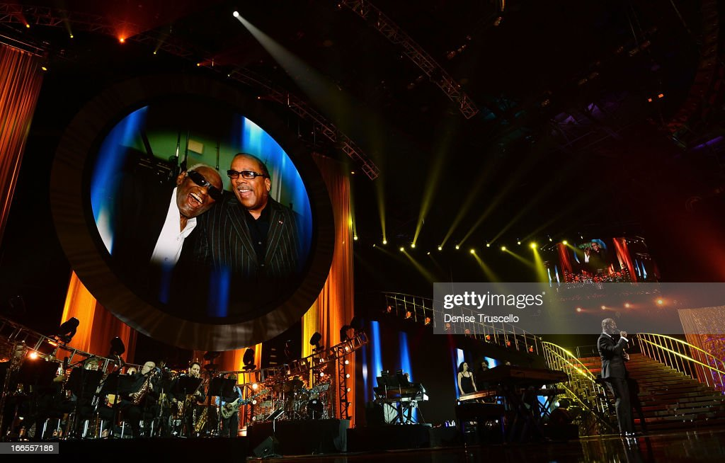 "Keep Memory Alive's 17th Annual ""Power Of Love Gala"" Celebrating The 80th Birthdays of Quincy Jones And Sir Michael Caine - Inside"