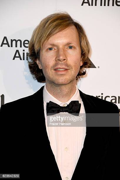 Recording artist Beck attends Capitol Records 75th Anniversary Gala at Capitol Records Tower on November 15 2016 in Los Angeles California