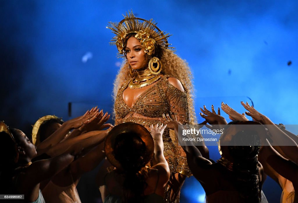 The 59th GRAMMY Awards - Show : News Photo