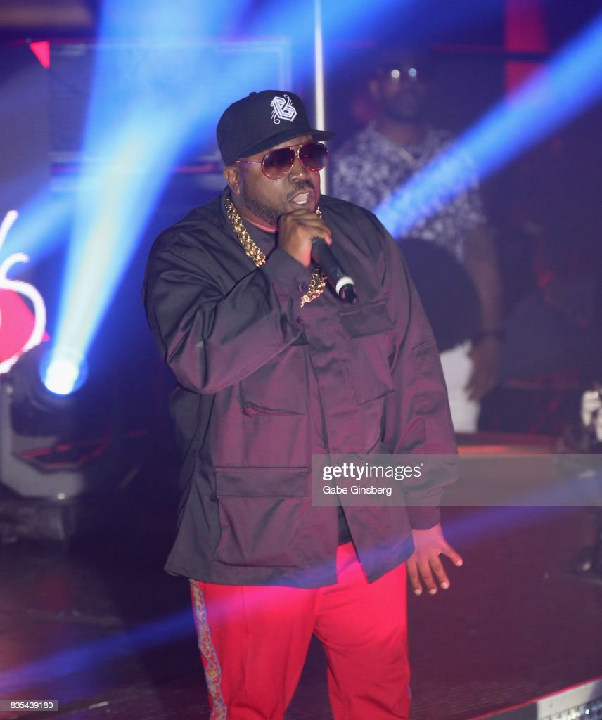 Recording artist Big Boi performs at Drai's Beach Club - Nightclub at The Cromwell Las Vegas on August 19, 2017 in Las Vegas, Nevada.