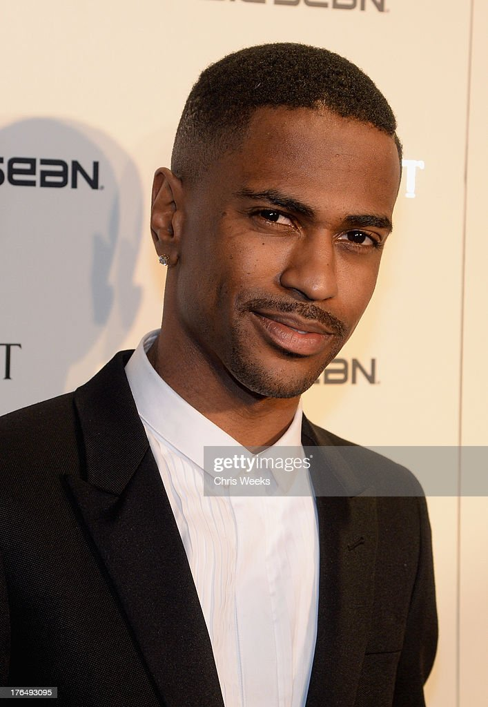 Recording artist Big Sean attends Moet Rose Lounge Los Angeles hosted by Big Sean at The London West Hollywood on August 13, 2013 in West Hollywood, California.