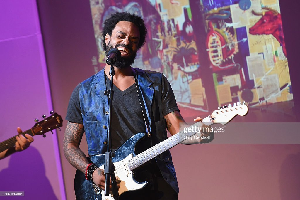 Apple Store Soho: Meet the Musician: Bilal