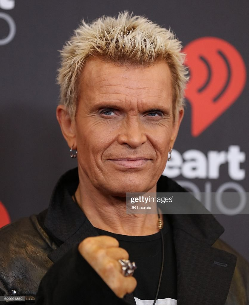 Recording artist Billy Idol attends 2016 iHeartRadio Music Festival Night 1 at T-Mobile Arena on September 23, 2016 in Las Vegas, Nevada.