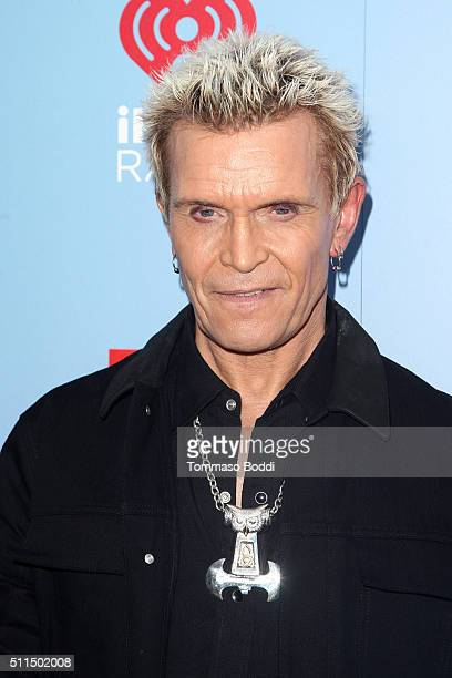 Billy Idol Stock Photos And Pictures Getty Images