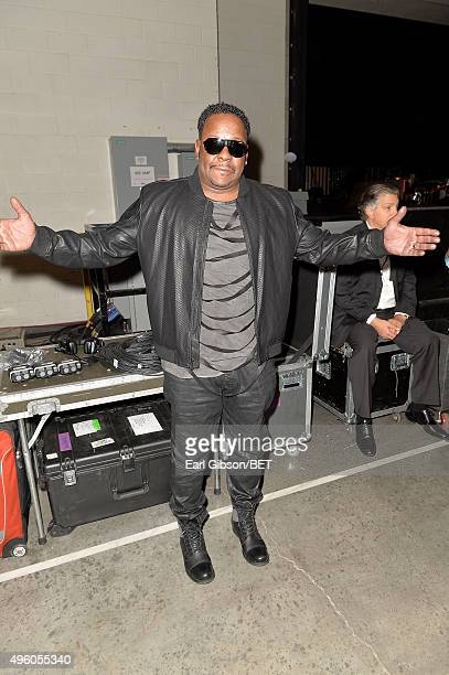 Recording artist Bobby Brown attends the 2015 Soul Train Music Awards at the Orleans Arena on November 6, 2015 in Las Vegas, Nevada.