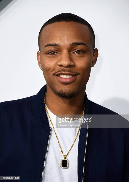 Recording artist Bow Wow attends Universal Pictures' 'Furious 7' premiere at TCL Chinese Theatre on April 1 2015 in Hollywood California