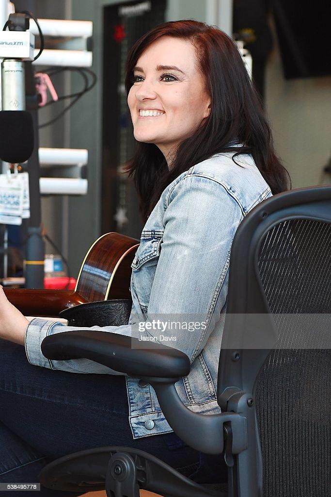 TN: Brandy Clark Visits SiriusXM Nashville