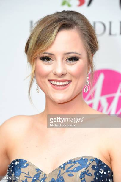 Recording artist Brandy Neelly attends the Unbridled Eve Gala during the 144th Kentucky Derby at Galt House Hotel Suites on May 4 2018 in Louisville...