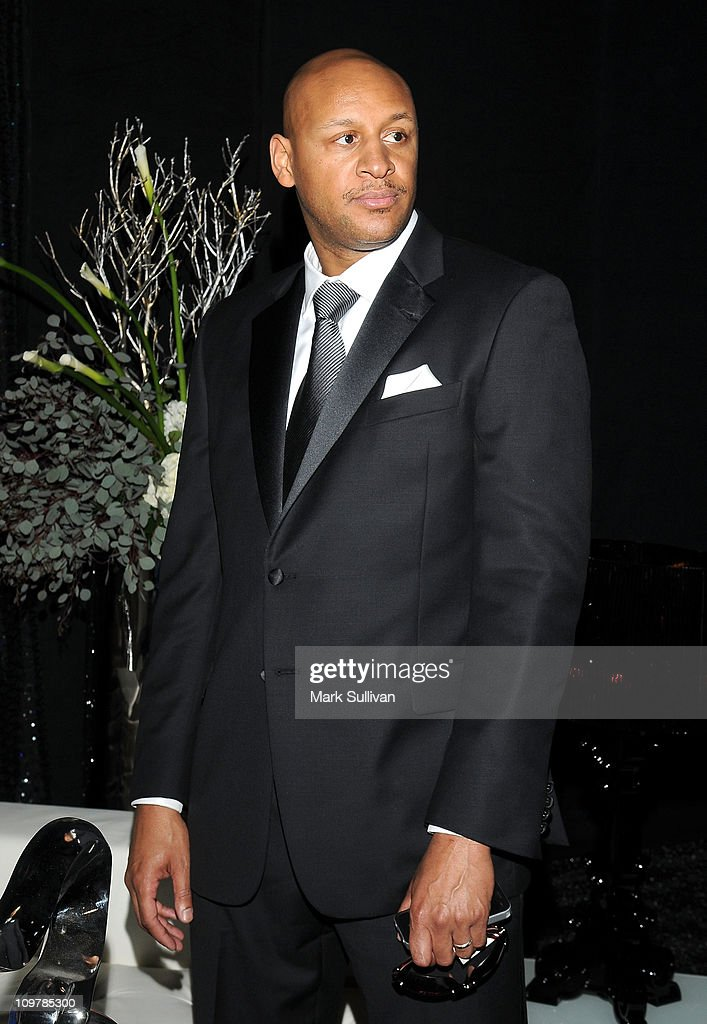 Backstage Creations Celebrity Retreat At The 42nd Annual NAACP Image Awards - Day 2 : News Photo