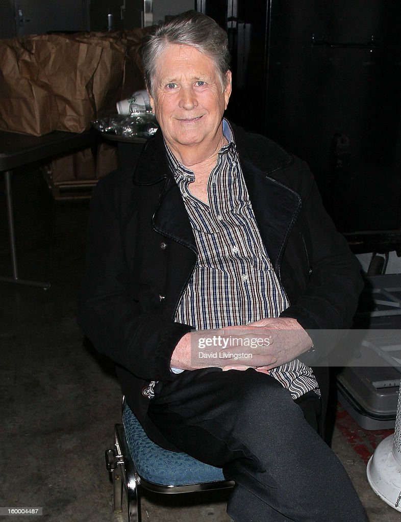 Recording artist Brian Wilson attends the 2013 NAMM Show - Day 1 at the Anaheim Convention Center on January 24, 2013 in Anaheim, California.