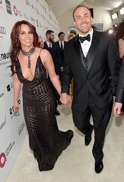 CA: Neuro At 22nd Annual Elton John AIDS Foundation Academy Awards Viewing Party