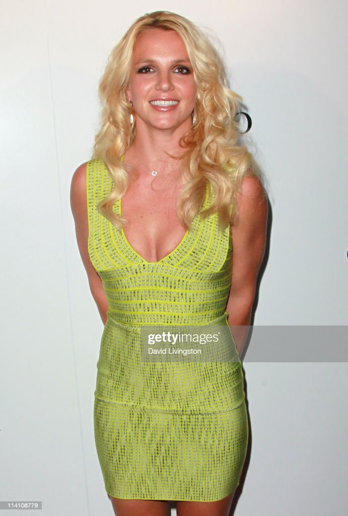 Recording artist Britney Spears attends An Evening of 'Southern Style' presented by the St. Bernard Project & the Spears family at a private residence on May 11, 2011 in Beverly Hills, California.