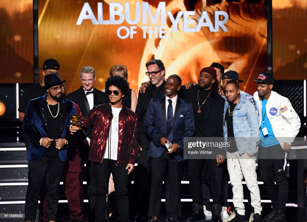 60th Annual GRAMMY Awards - Show : News Photo
