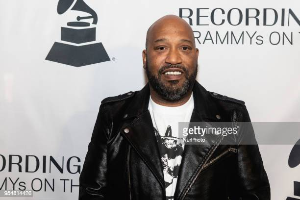Recording artist Bun B at The Recording Academy's Grammys on the Hill Awards at The Hamilton restaurant in Washington DC on Thursday April 18 2018