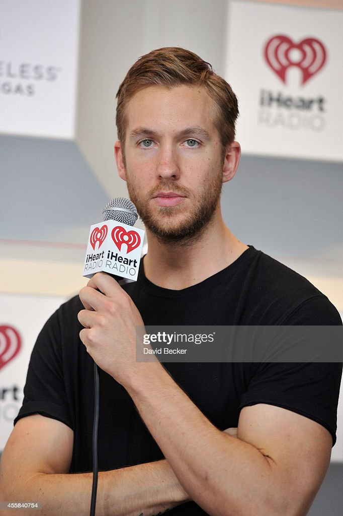 Recording artist Calvin Harris attends the 2014 iHeartRadio Music Festival at the MGM Grand Garden Arena on September 20, 2014 in Las Vegas, Nevada.