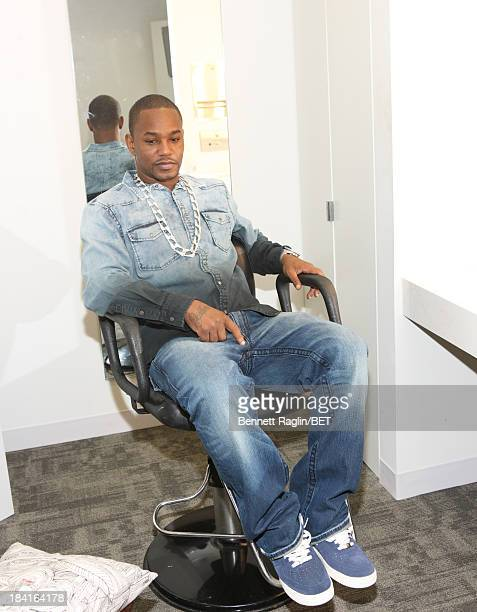 Recording artist Cam'ron visits 106 Park at 106 Park studio on October 10 2013 in New York City