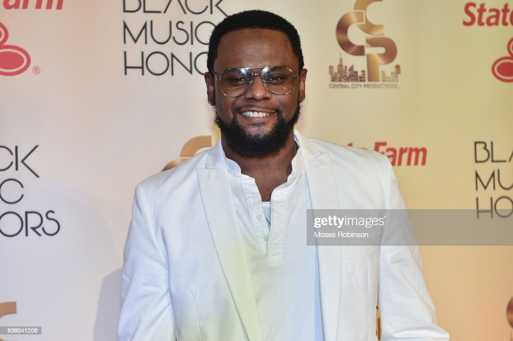 Recording Artist Carl Thomas arrives at the 2017 Black Music Honors at Tennessee Performing Arts Center on August 18, 2017 in Nashville, Tennessee.