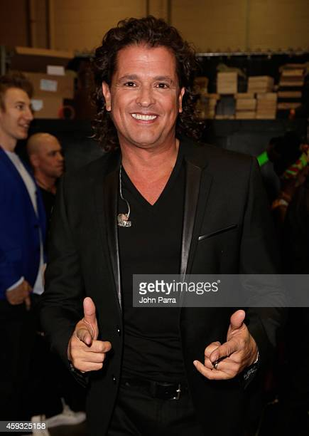 Recording artist Carlos Vives attends the 15th annual Latin GRAMMY Awards at the MGM Grand Garden Arena on November 20 2014 in Las Vegas Nevada