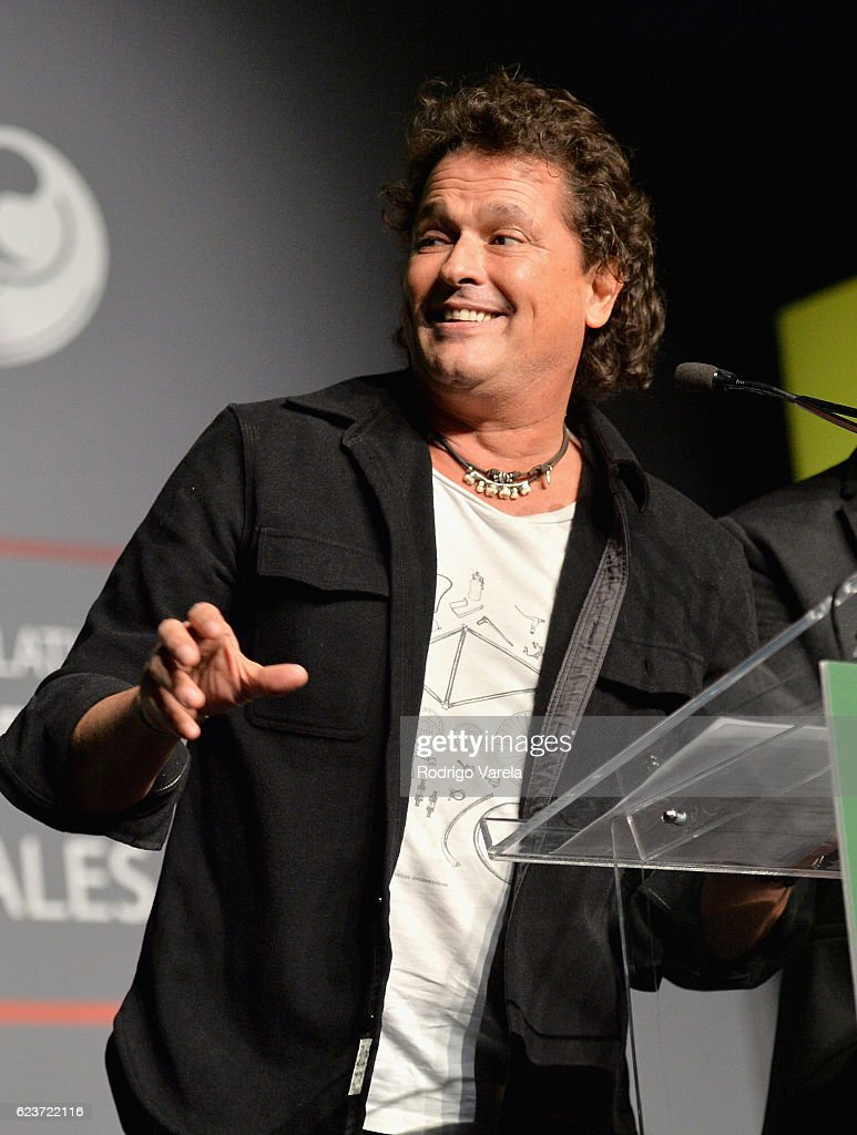 Recording artist Carlos Vives attends the 2016 Latin Recording Academy Special Awards during the 17th annual Latin Grammy Awards on November 16, 2016 in Las Vegas, Nevada.