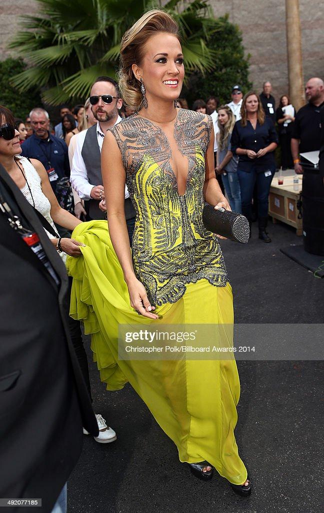 2014 Billboard Music Awards - Red Carpet : News Photo