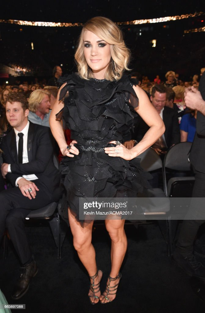 52nd Academy Of Country Music Awards - Backstage And Audience : News Photo