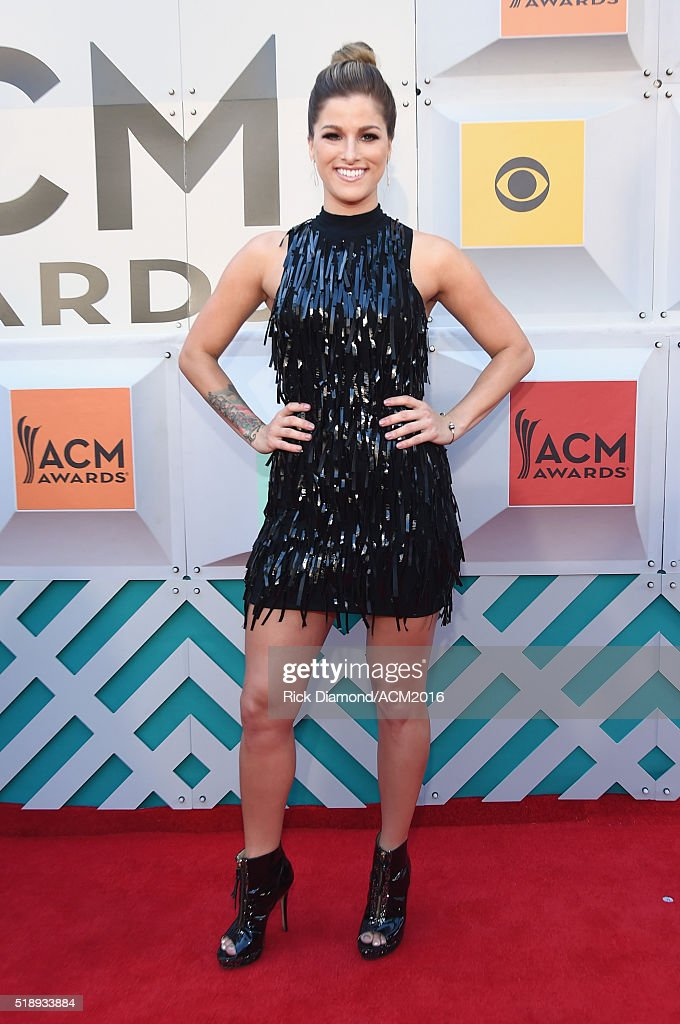 51st Academy Of Country Music Awards - Red Carpet