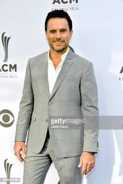 Recording Artist Charles Esten arrives at the 11th Annual ACM Honors at Ryman Auditorium on August 23, 2017 in Nashville, Tennessee.