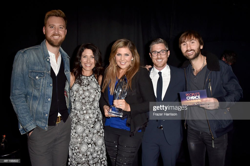 The 41st Annual People's Choice Awards - Backstage And Audience : Fotografía de noticias