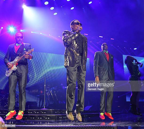 Recording artist Charlie Wilson performs during the 2015 Essence Music Festival Day 2 on July 3 2015 in New Orleans Louisiana