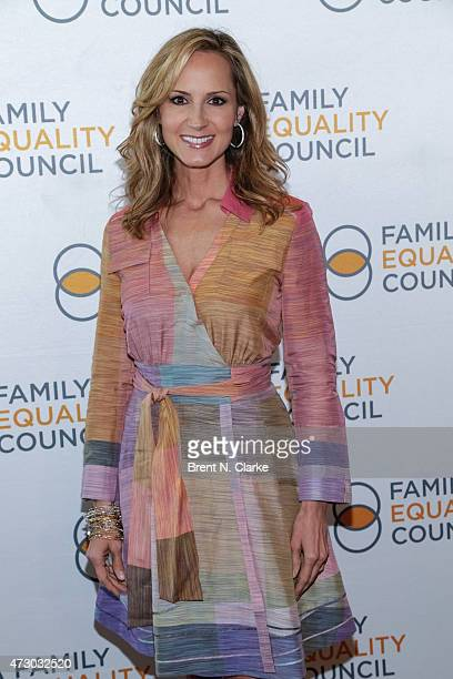 Recording artist Chely Wright arrives for the 10th Annual Family Equality Council Night at The Pier held at Pier 60 on May 11 2015 in New York City