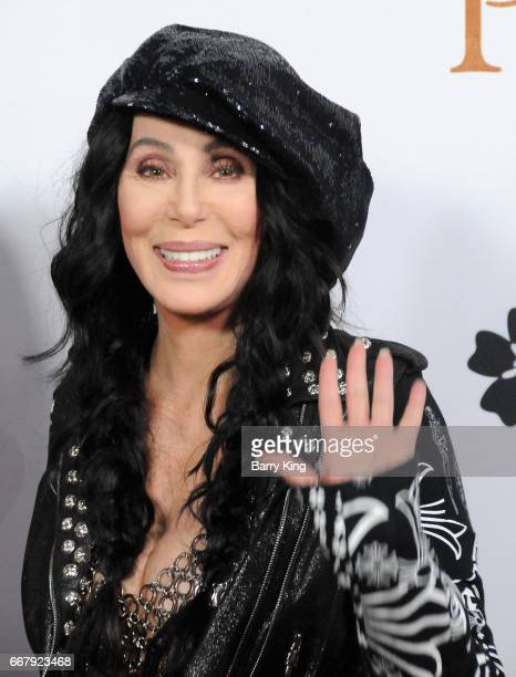 Recording artist Cher attends premiere of Open Road Films' 'The Promise' at TCL Chinese Theatre on April 12 2017 in Hollywood California