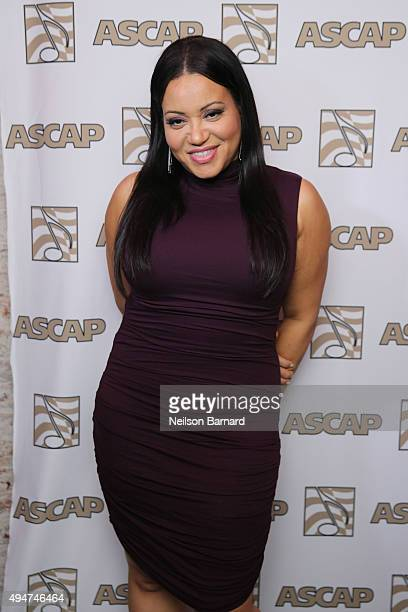 Recording artist Cheryl 'Salt' James of SaltNPepa attends the ASCAP 'Women Behind the Music' party honoring rap trailblazers SaltNPepa on October 28...