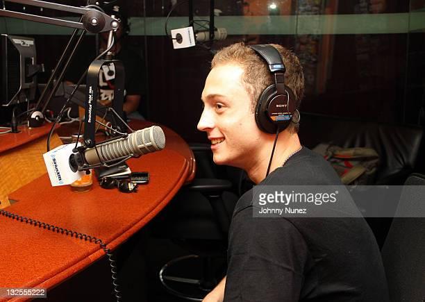 Recording artist Chet Haze visits the SiriusXM Studio on June 30 2011 in New York City