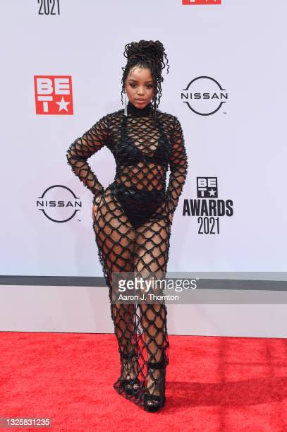 Recording Artist Chloe Bailey attends the 2021 BET Awards at the Microsoft Theater on June 27, 2021 in Los Angeles, California.