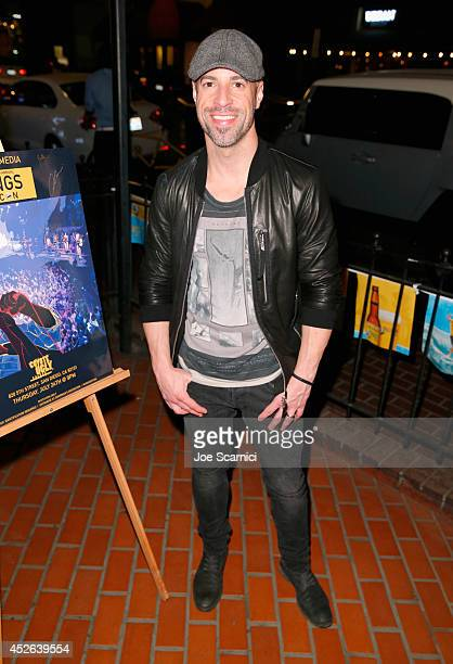 Recording artist Chris Daughtry attends 4th Annual Kings of Con Party during ComicCon International 2014 at Coyote Ugly on July 24 2014 in San Diego...