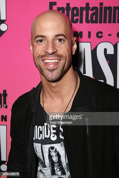Recording artist Chris Daughtry attends Entertainment Weekly's ComicCon Bash held at Float Hard Rock Hotel San Diego on July 23 2016 in San Diego...